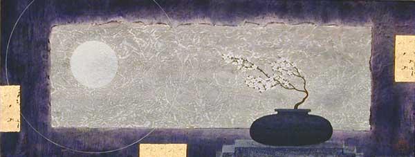 Honshin painting
